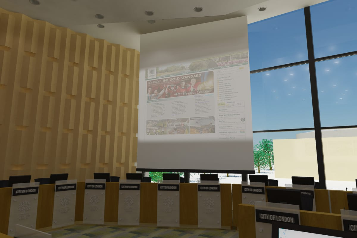 L360 - London City Hall