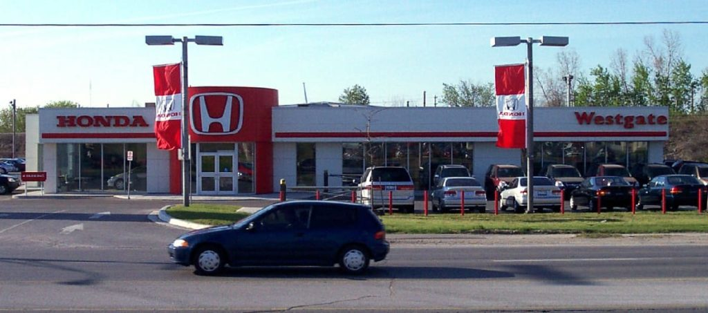 L360 - Westgate Honda