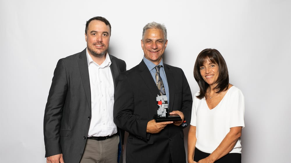 CANADA BIM COUNCIL 2018 PROFESSIONAL ACHIEVEMENT AWARD